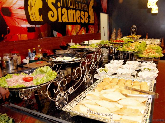 Buffet Nhà Hàng Lẩu Thái Siamese Royal City - 38