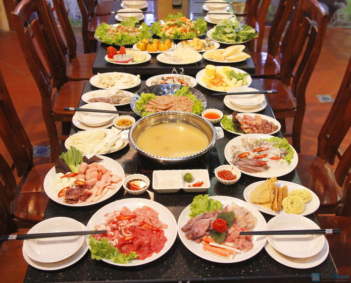 Buffet Nhà Hàng Lẩu Thái Siamese Royal City - 1