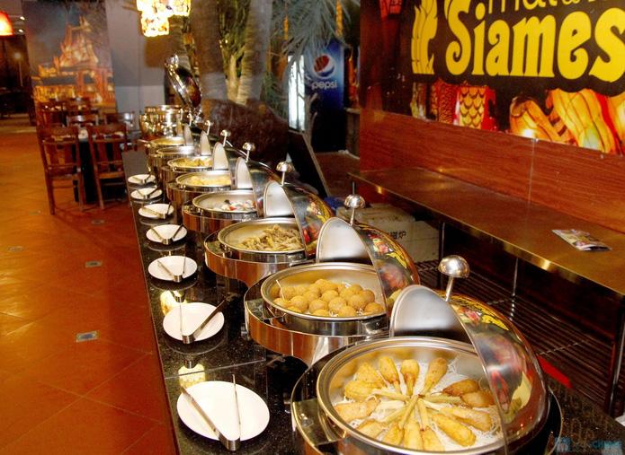 Buffet Nhà Hàng Lẩu Thái Siamese Royal City - 23