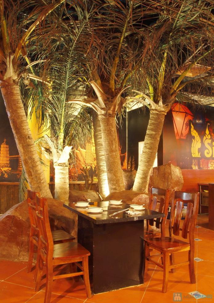 Buffet Nhà Hàng Lẩu Thái Siamese Royal City - 45