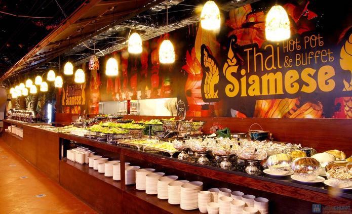Buffet Nhà Hàng Lẩu Thái Siamese Royal City - 46