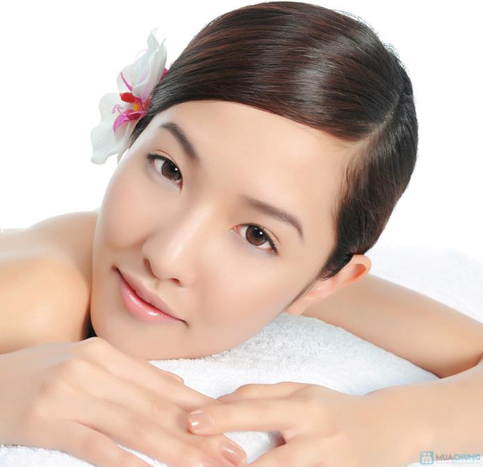Se khít lỗ chân lông bằng công nghệ Ánh sáng E-light OxyZ kết hợp công nghệ Feeling TMV Hồng Ánh - 1