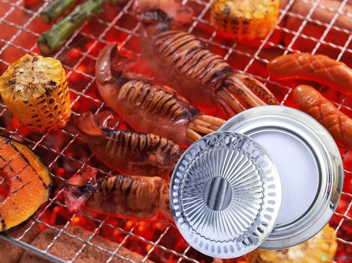 Vỉ nướng inox sử dụng cho cả bếp từ - 1