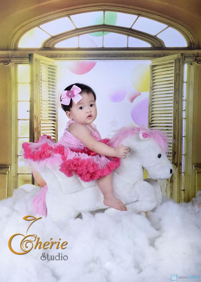 Chào xuân 2014 với Gói chụp hình cho bé yêu tại Chérie