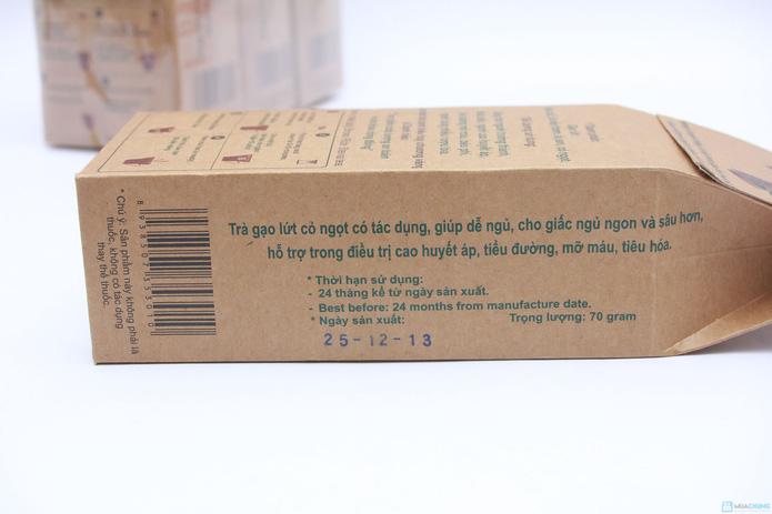 Combo 03 túi Trà gạo lứt - cỏ ngọt Royal Tea - 2