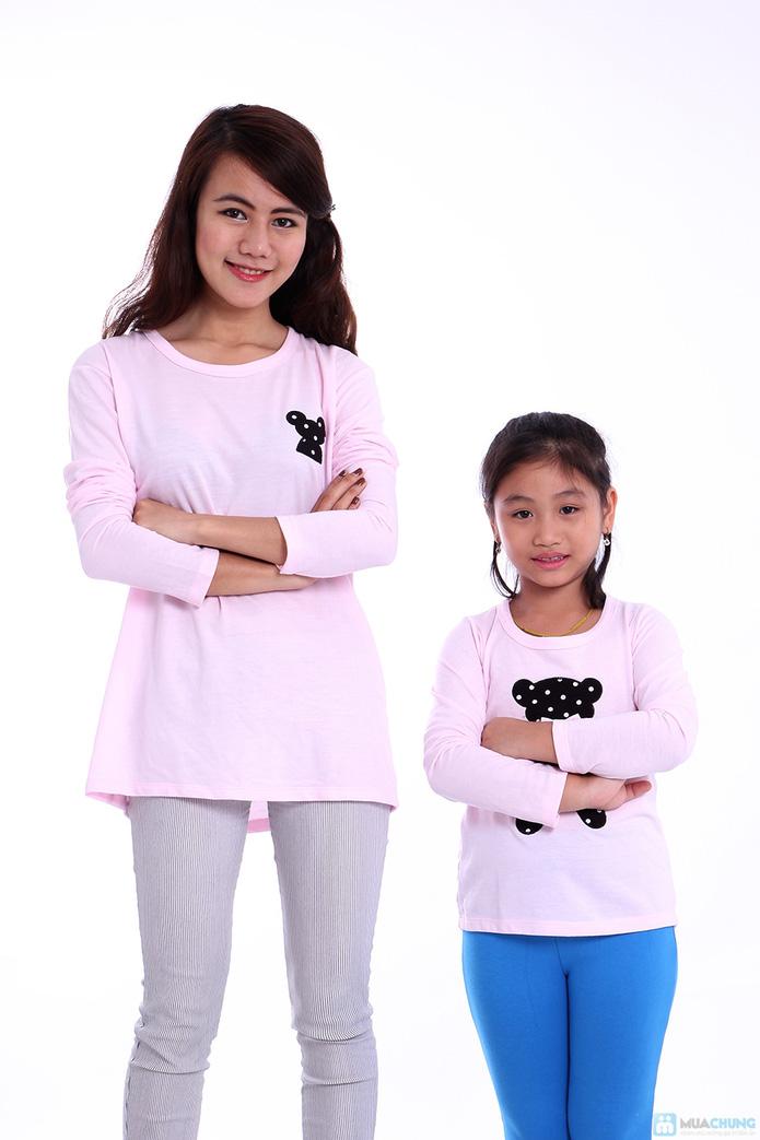 Combo áo đôi cho mẹ và bé - 5
