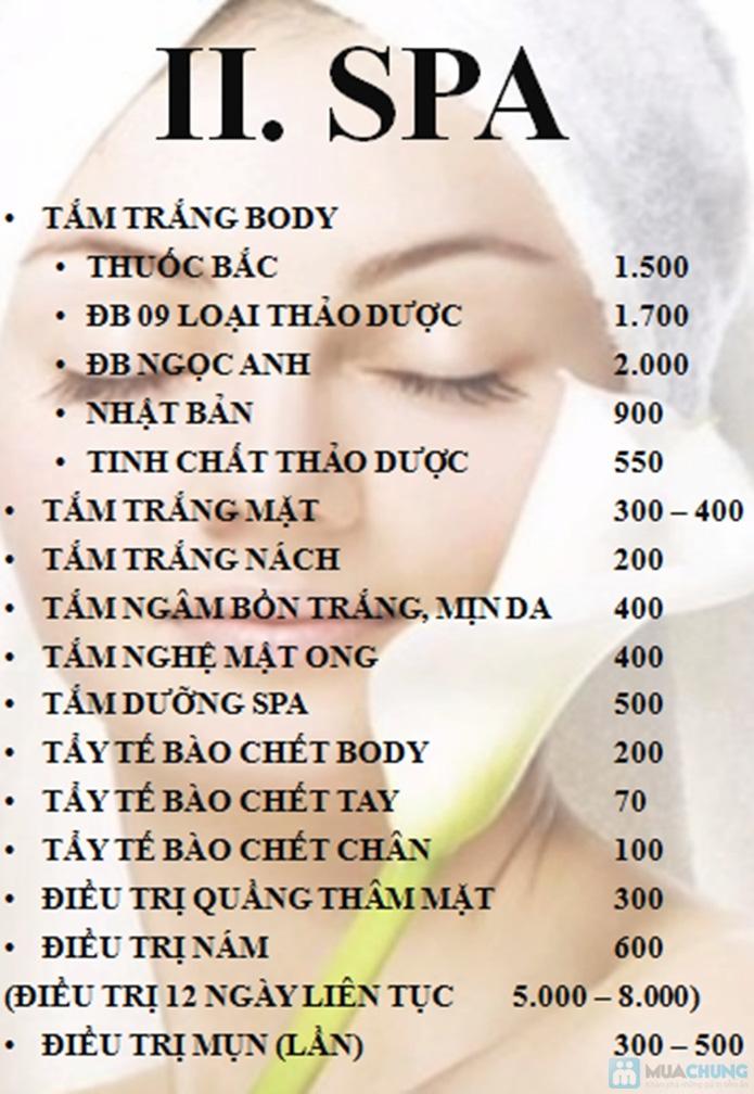 Uốn/Duỗi/Nhuộm (Cúp Bàn Tay Vàng) - Ngọc Anh Beauty Center - 2