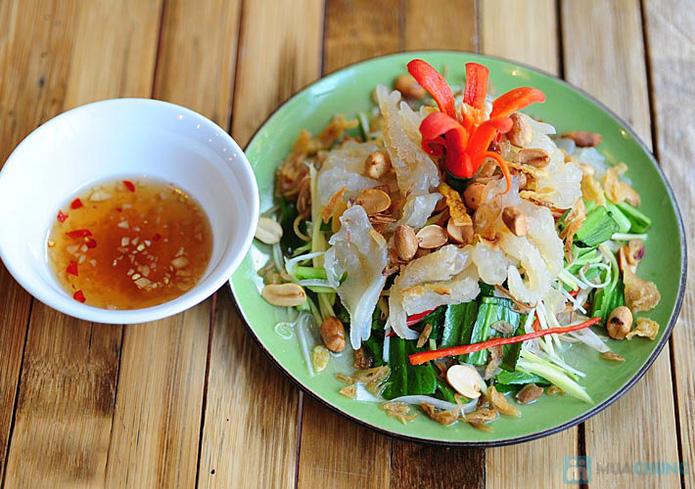 Set ăn: 01 món lẩu + 01 món phụ tự chọn dành cho 2 -3 người tại nhà hàng Bún Và Lẩu V  - 21