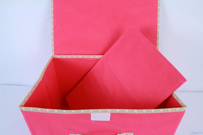 Combo 02 hộp để đồ đa năng siêu đáng yêu - 6