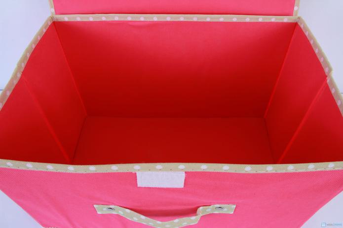 Combo 02 hộp để đồ đa năng siêu đáng yêu - 3