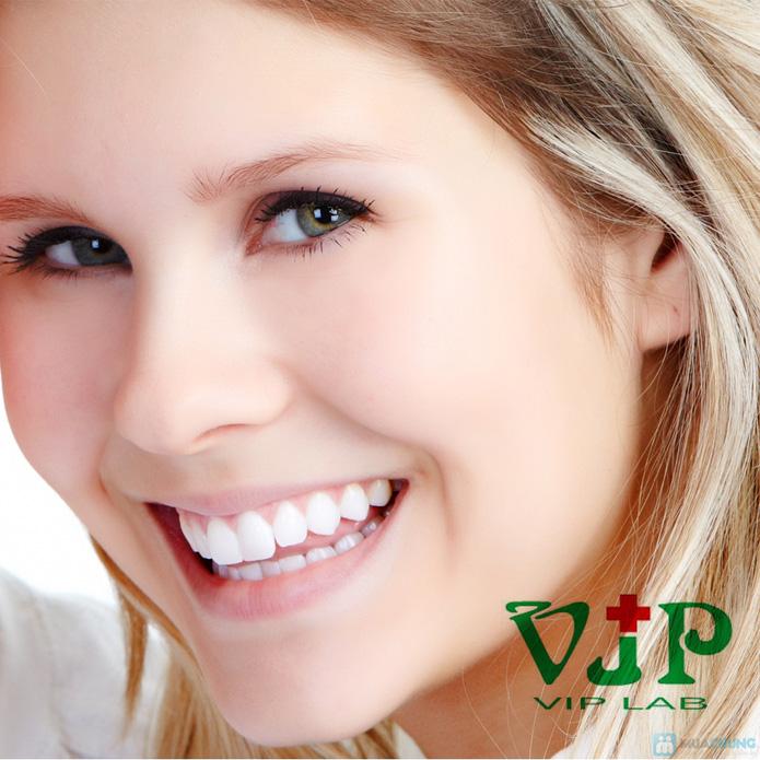 Đánh bóng và lấy cao răng Nha khoa Quốc tế Viplab - 1