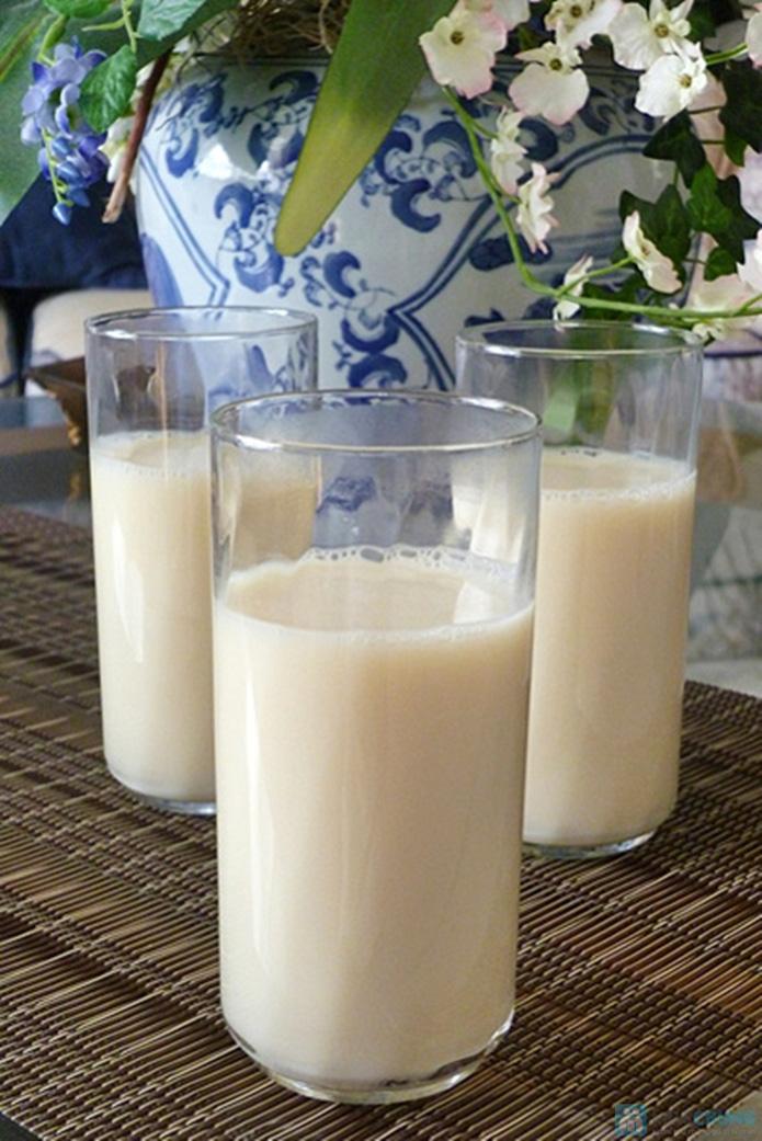 Combo 2 bít tết sáng tại NH Cầu Vồng (tặng 2 ly sữa đậu nành) - 2