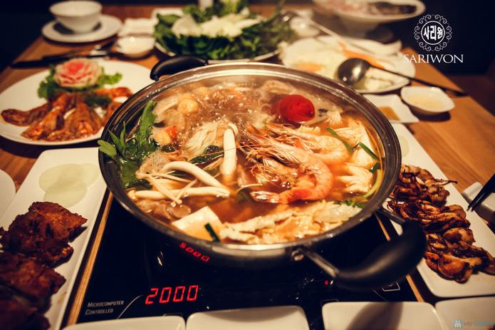 Buffet Nướng Lẩu Hàn Quốc SARIWON-Royal City - 15