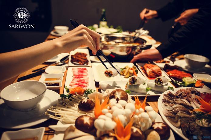 Buffet Nướng Lẩu Hàn Quốc SARIWON-Royal City - 19