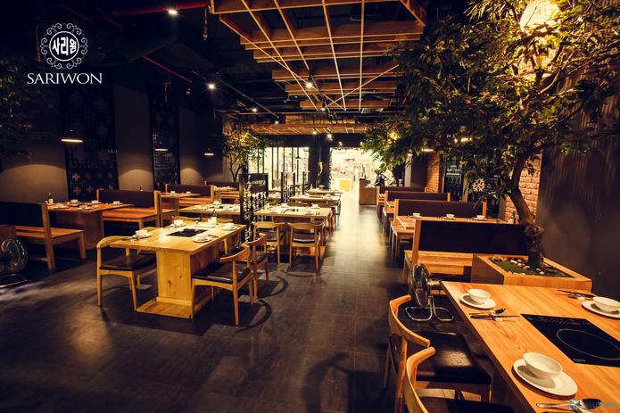 Buffet Nướng Lẩu Hàn Quốc SARIWON-Royal City - 6