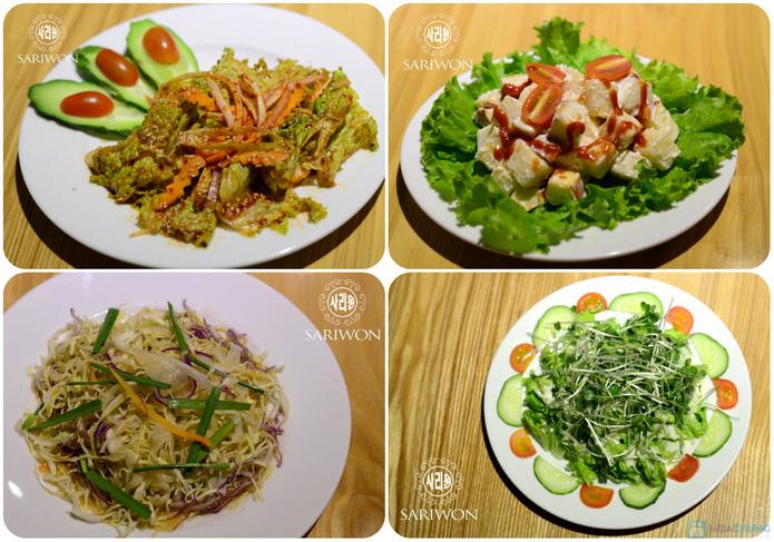 Buffet Nướng Lẩu Hàn Quốc SARIWON-Royal City - 18