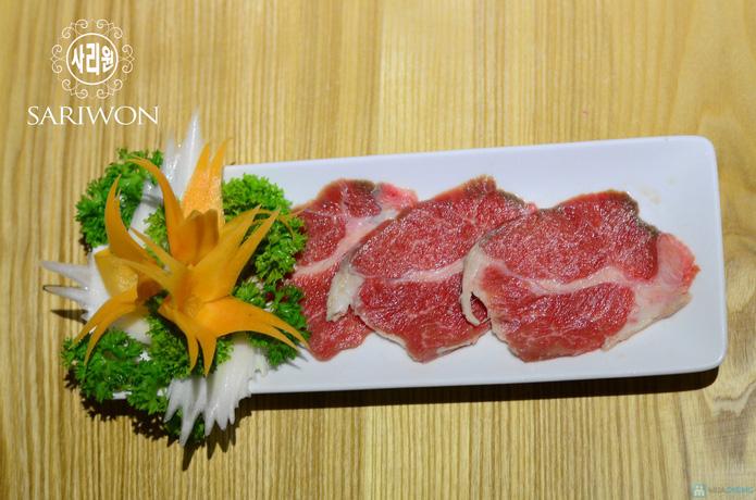 Buffet Nướng Lẩu Hàn Quốc SARIWON-Royal City - 10