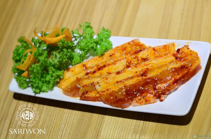 Buffet Nướng Lẩu Hàn Quốc SARIWON-Royal City - 3