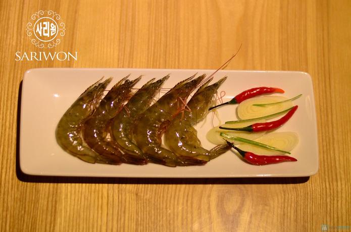 Buffet Nướng Lẩu Hàn Quốc SARIWON-Royal City - 1