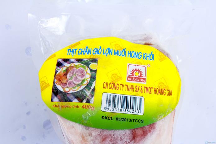 Thịt chân giò lợn muối hấp dẫn - 2