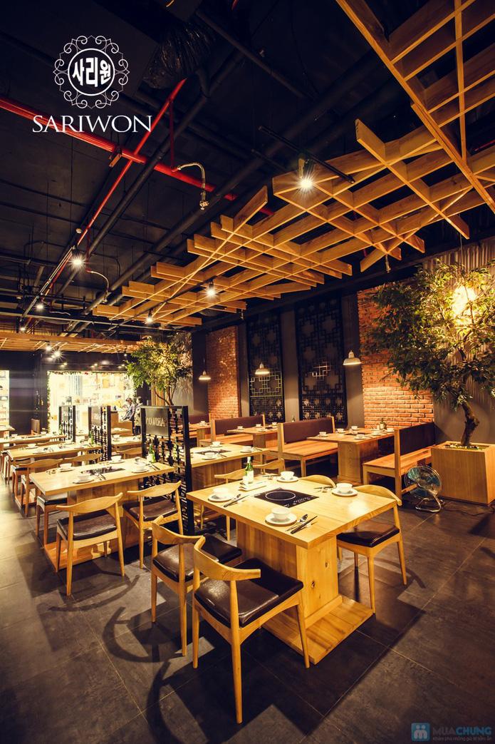 Buffet Nướng Lẩu Hàn Quốc SARIWON-Royal City - 2