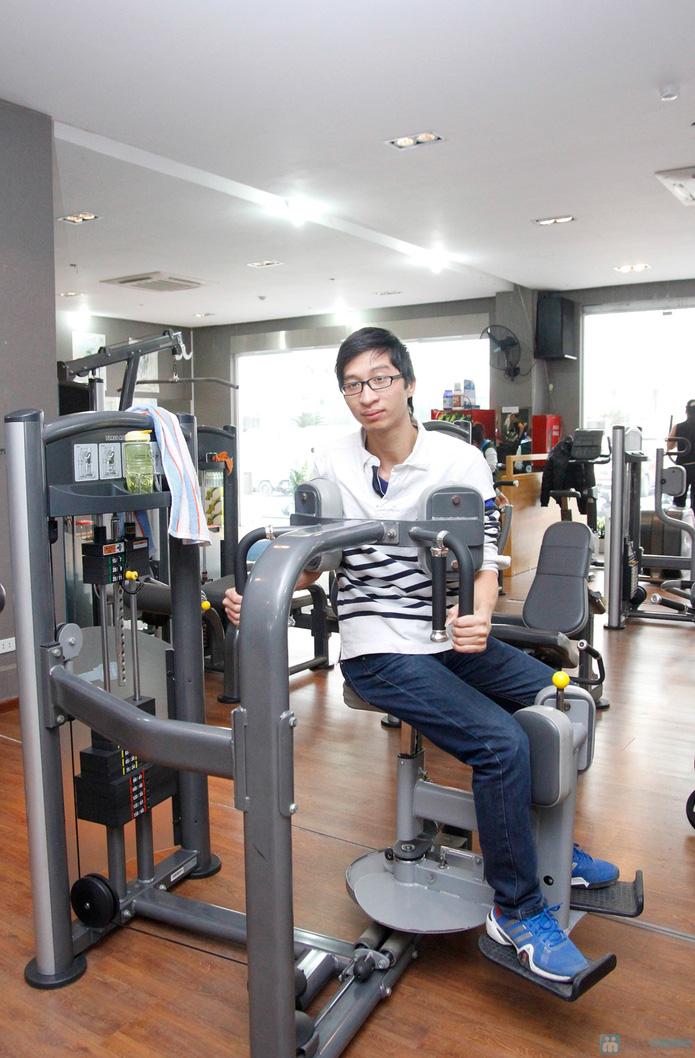 khóa tập Gym 1 tháng tại Tuấn Vũ Fitness - 12