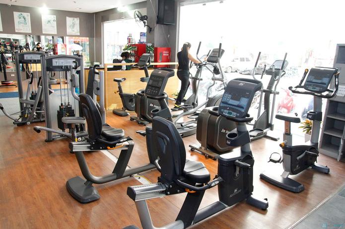 khóa tập Gym 1 tháng tại Tuấn Vũ Fitness - 5
