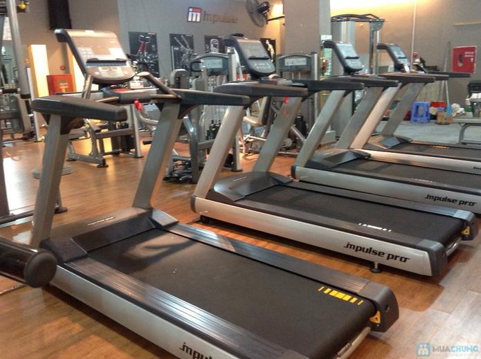 khóa tập Gym 1 tháng tại Tuấn Vũ Fitness - 4