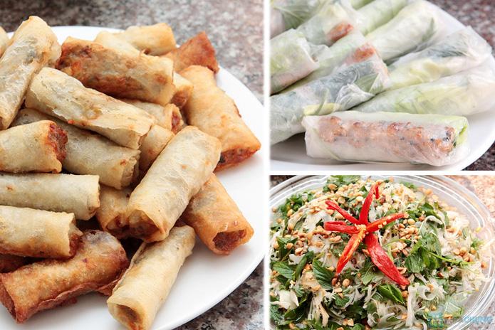 Buffet Ốc với 34 món ốc ( tối từ 18h - 20h thứ 7 và chủ nhật hàng tuần  ) tại NH Ẩm Thực Người Sài Gòn - 2
