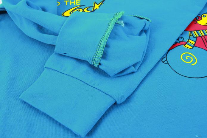 Combo 2 áo cotton cổ lọ mèo Oggy cho bé trai - 7