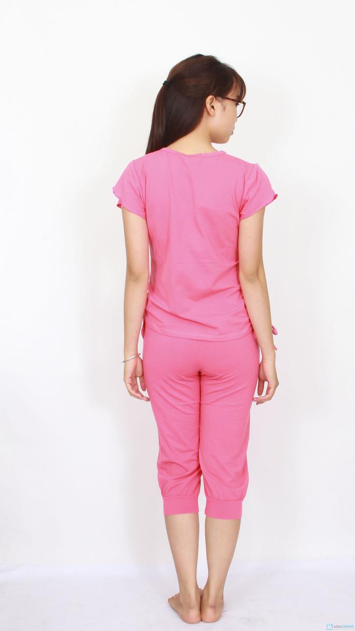 Bộ pink mặc nhà 2014 - 9