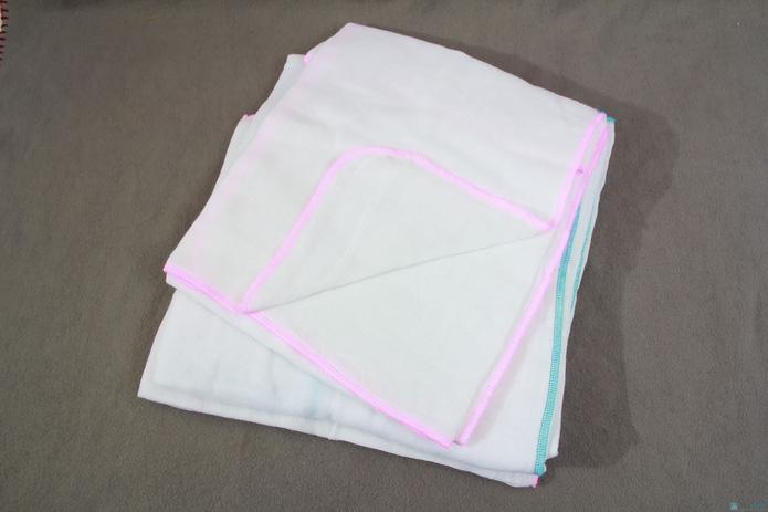 Combo 3 khăn tắm cho bé - 4