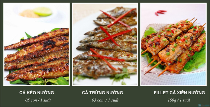 bbq va sushi nha hang Trong Dong Son - 1