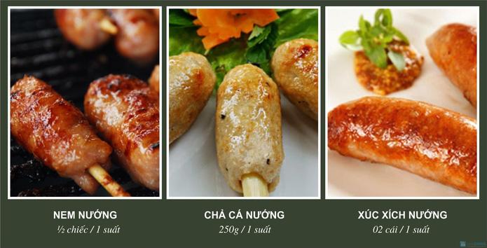 bbq va sushi nha hang Trong Dong Son - 5