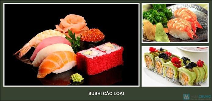 bbq va sushi nha hang Trong Dong Son - 3
