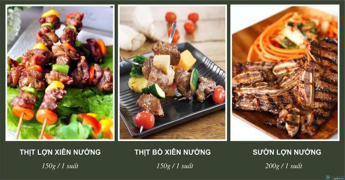 bbq va sushi nha hang Trong Dong Son - 7