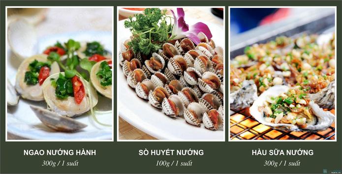 bbq va sushi nha hang Trong Dong Son - 6