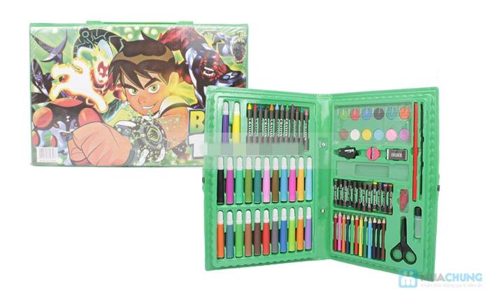 Bộ tô màu 96 món hoạt hình dành cho bé yêu - 3