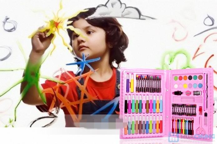 Bộ tô màu 96 món hoạt hình dành cho bé yêu - 4