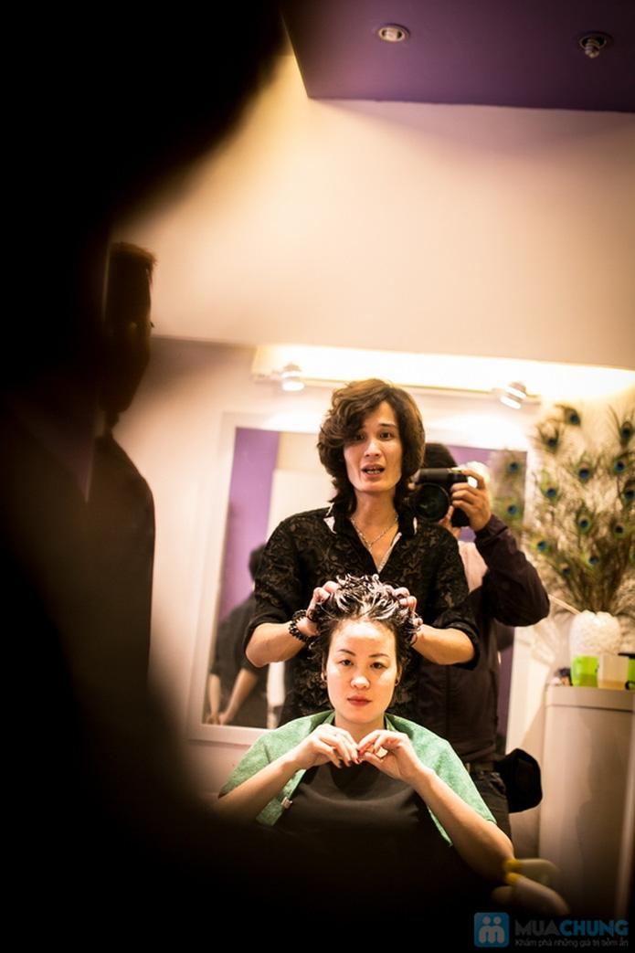 Dập phồng chân tóc siêu tái tạo tại Miu Lee Salon - 12