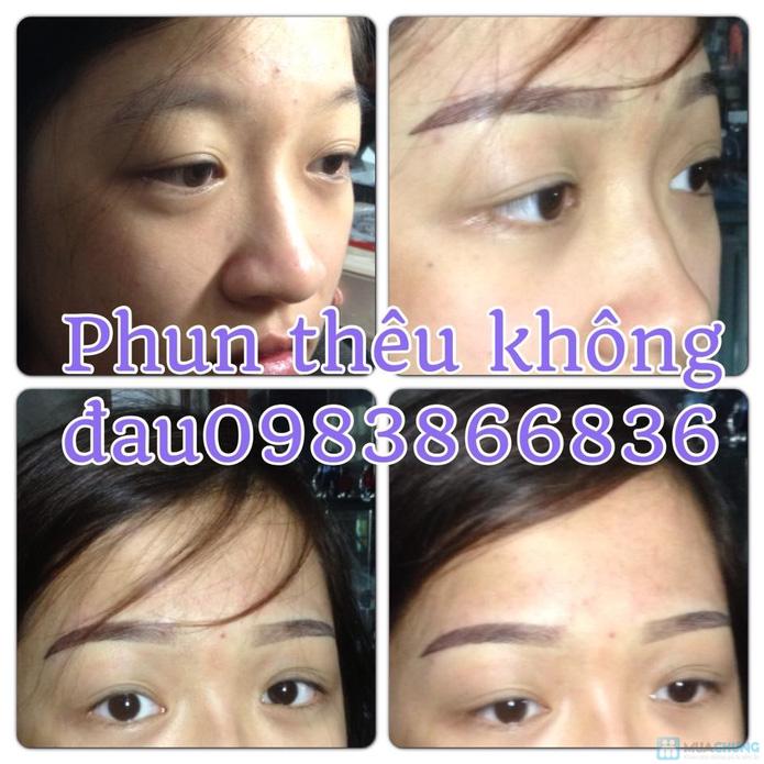 Dập phồng chân tóc siêu tái tạo tại Miu Lee Salon - 21