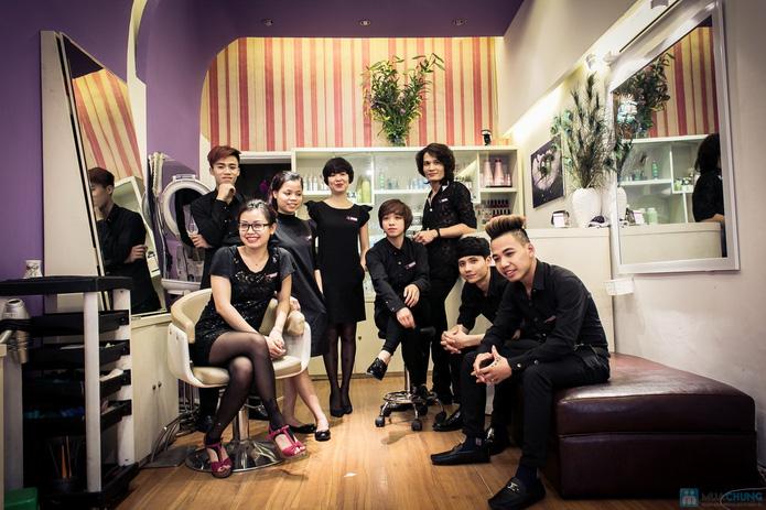 Dập phồng chân tóc siêu tái tạo tại Miu Lee Salon - 6