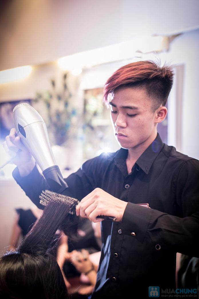 Dập phồng chân tóc siêu tái tạo tại Miu Lee Salon - 9