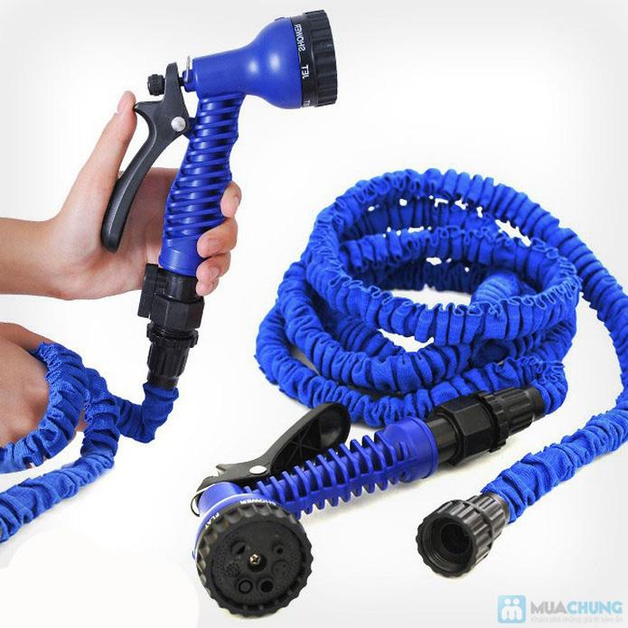 Vòi xịt nước co giãn thông minh Xhose 5m - 8