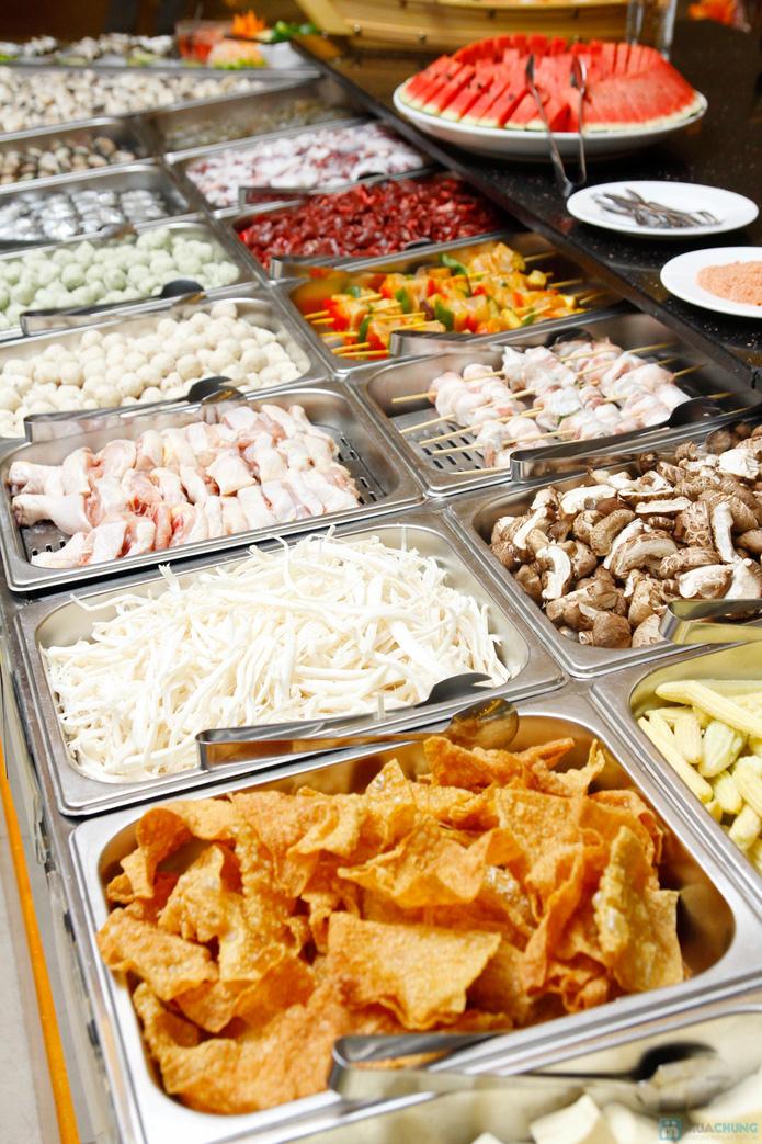 Tinh hoa ẩm thực Nhật Bản-Buffet lẩu nướng Sami - 30