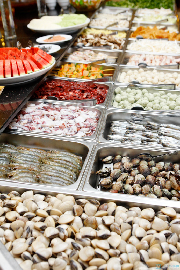 Tinh hoa ẩm thực Nhật Bản-Buffet lẩu nướng Sami - 25