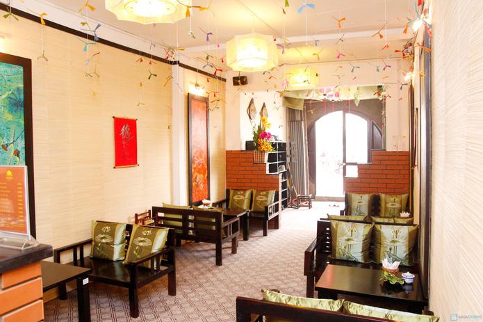 Thưởng thức trà đạo tại Tịnh Thư Quán - Set dành cho 2 người - 1