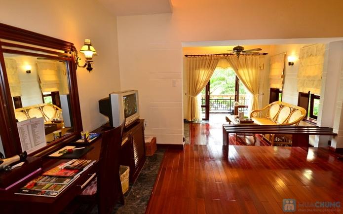 Không gian nghỉ dưỡng thanh bình tại Khách sạn Hội An Pacific. Phòng Superior City View cho 2 người kèm buffet sáng.  - 11