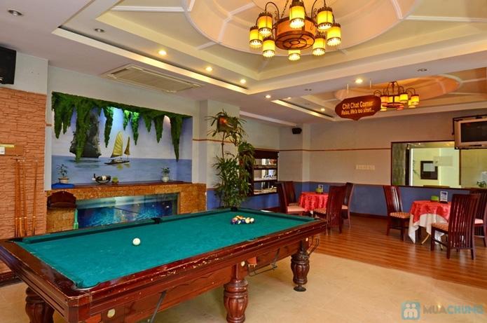 Không gian nghỉ dưỡng thanh bình tại Khách sạn Hội An Pacific. Phòng Superior City View cho 2 người kèm buffet sáng.  - 13