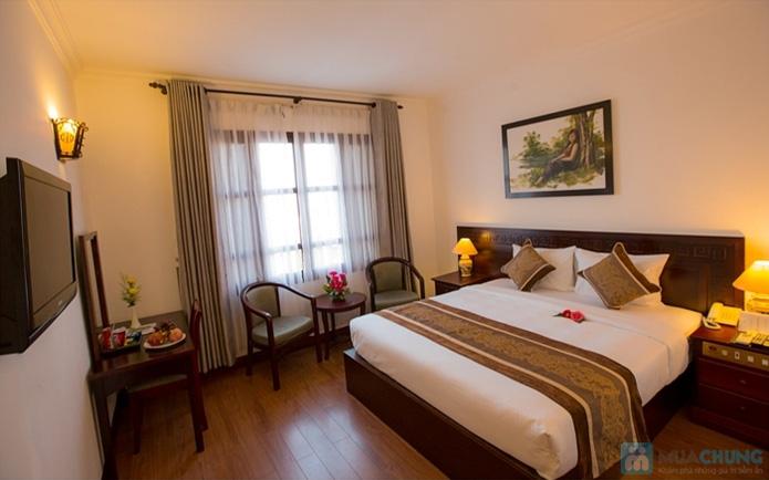 Không gian nghỉ dưỡng thanh bình tại Khách sạn Hội An Pacific 4*. Phòng Superior City View cho 2 người kèm buffet sáng.  - 5
